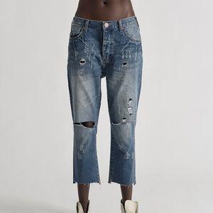 One x One Teaspoon Baggy Boyfriend jeans (31)